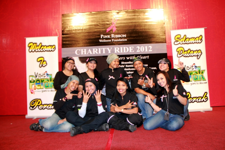 Charity Pink Ride